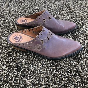 Lucky Brand mules
